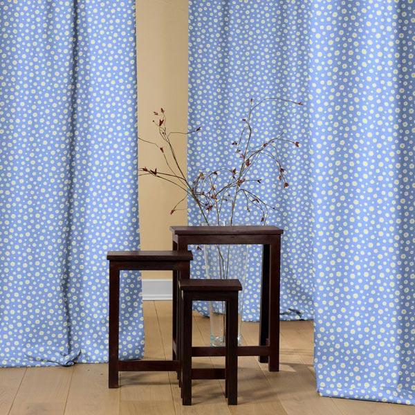 Tissu de décoration Marguerites