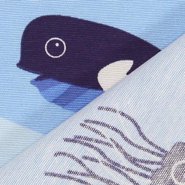 Tissu de décoration Méduses & animaux marins