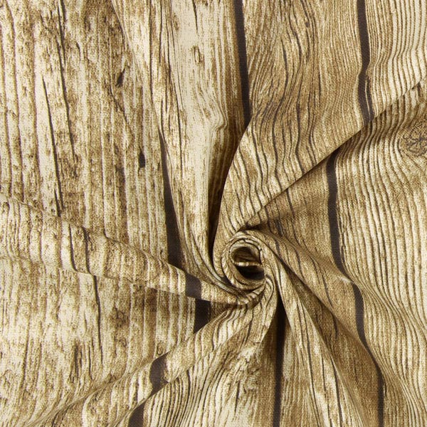 Tissu de décoration Madriers