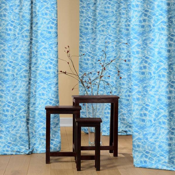 Tissu de décoration Eau