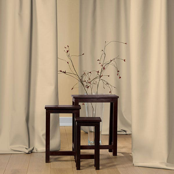 Tissu de décoration Semi-panama – nature