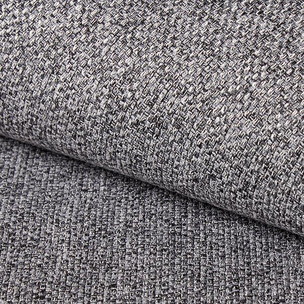 Tissu d'ameublement Arne – anthracite