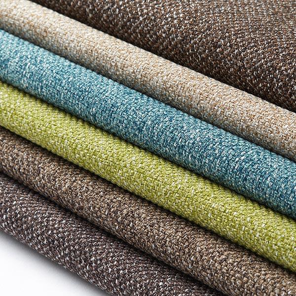 Tissu de revêtement Arne – marron moyen