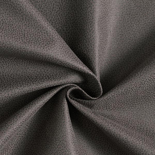 Tissu d'ameublement Azar – marron noir