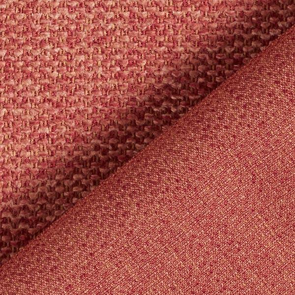 Tissu d'ameublement Brego – rouge rouille