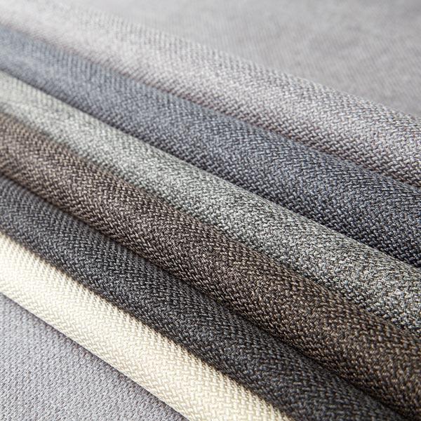 Tissu de revêtement Como – anthracite