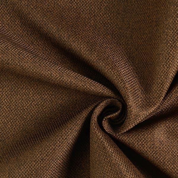 Tissu d'ameublement Como – cuivre