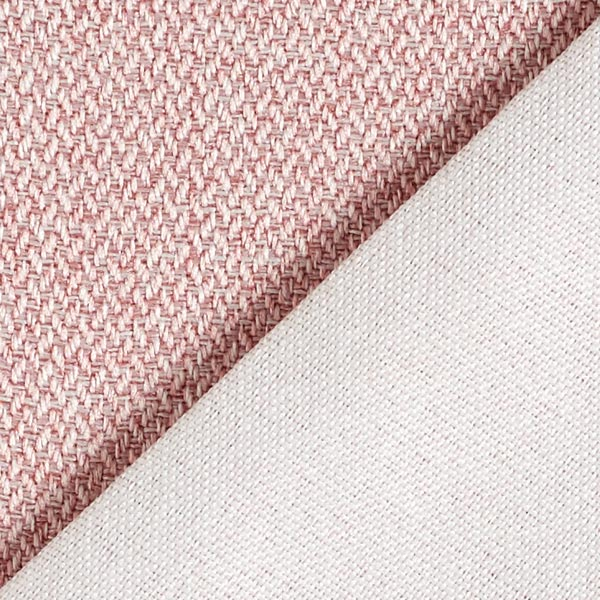 Tissu de revêtement Como – rosé