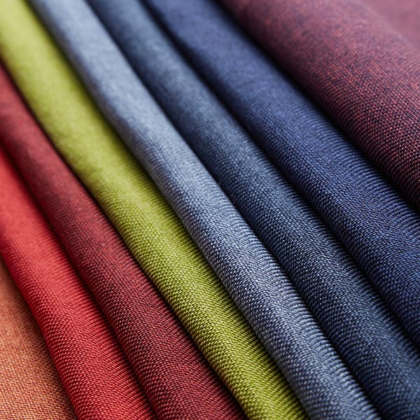 Tissu de revêtement – rouge bordeaux