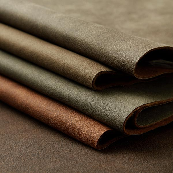 Tissu d'ameublement Yuma – chocolat