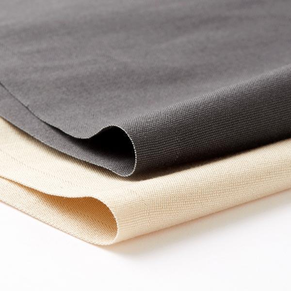 Extérieur Tissu pour chaise longue Uni, 44 cm – gris schiste