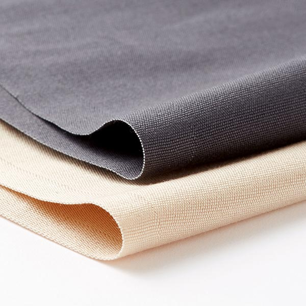 Extérieur Tissu pour chaise longue Uni, 44 cm – beige clair