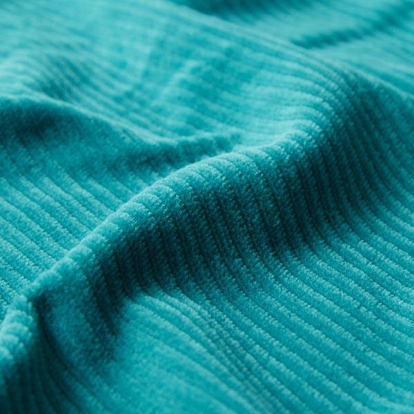 Bio Cord Nicki Stoff – mintgrün | Albstoffe