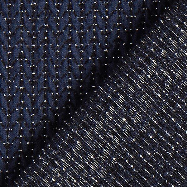 GLOW Knit Knit Jacquard – bleu marine | Hamburger Liebe