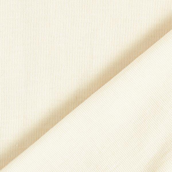 Jersey soie-laine snood GOTS | Albstoffe – nature