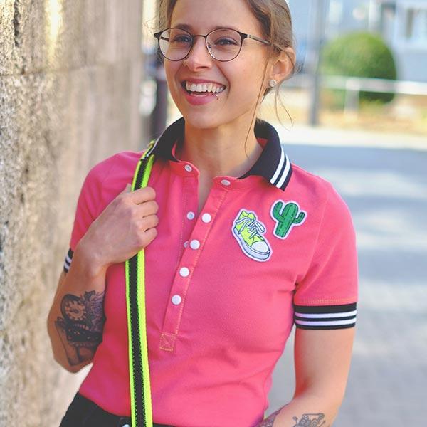 Col polo POLO ME College  | Albstoffe | Hamburger Liebe