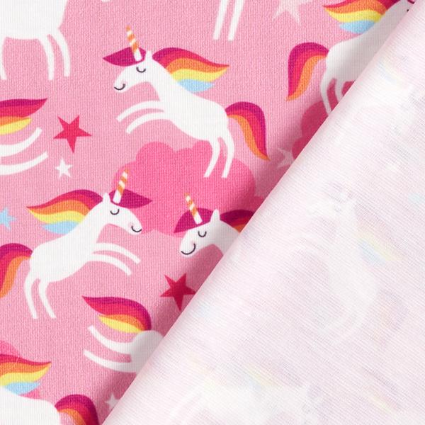 SHIELD PRO Antimikrobieller Jersey Lenis Dream HHL – rosa | Albstoffe