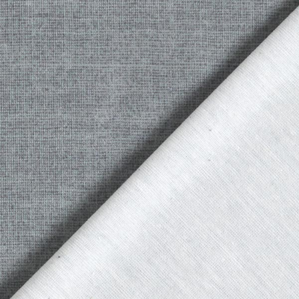 Albstoffe SHIELD PRO Jersey antimicrobien Structure unie – gris