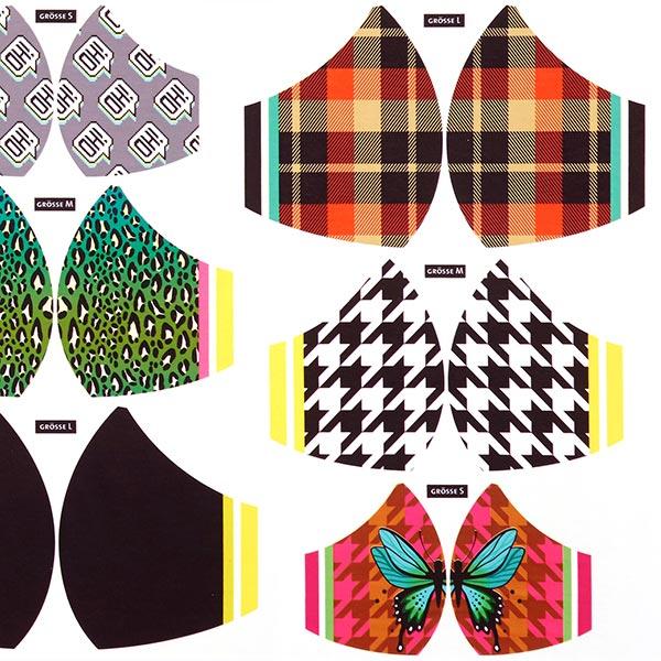 SHIELD PRO PANEL Antimikrobieller Jersey Fashion rund | Albstoffe