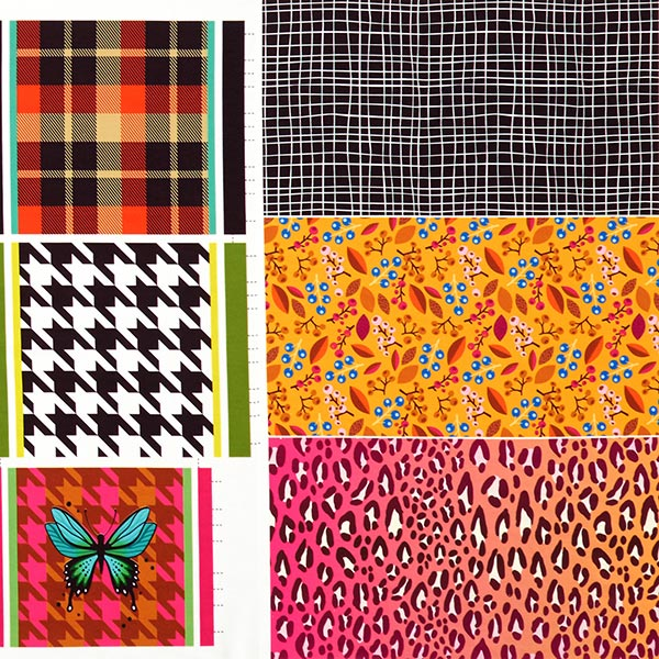 SHIELD PRO MASQUE Jersey antimicrobien Fashion carré | Albstoffe