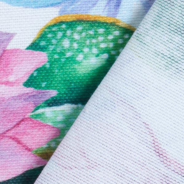 Tissu de décoration Panama Plantes 280 cm