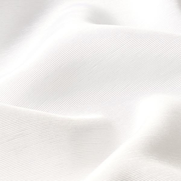 Tissu côtelé Uni – blanc