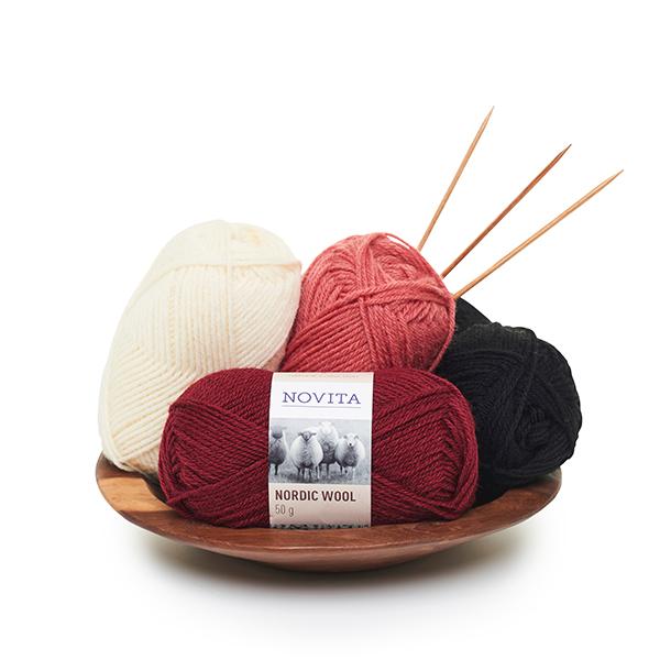 Nordic Wool, 50 g | Novita (099)