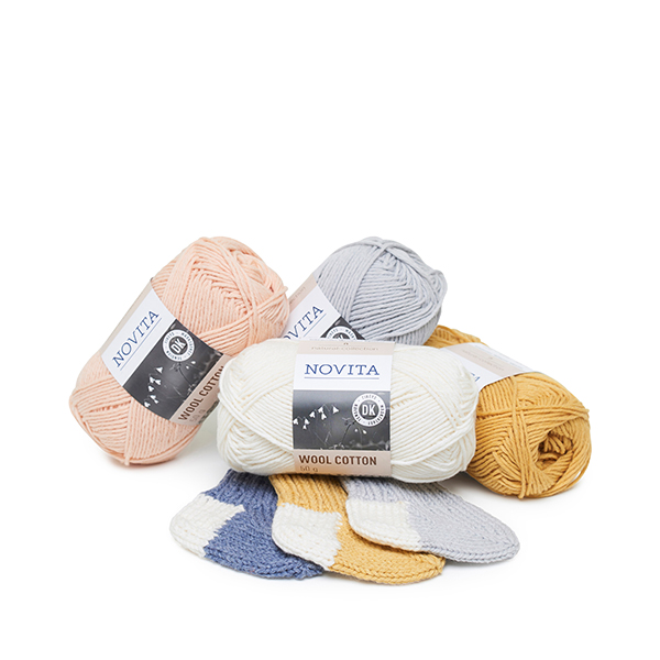 Wool Cotton, 50 g   Novita (402)