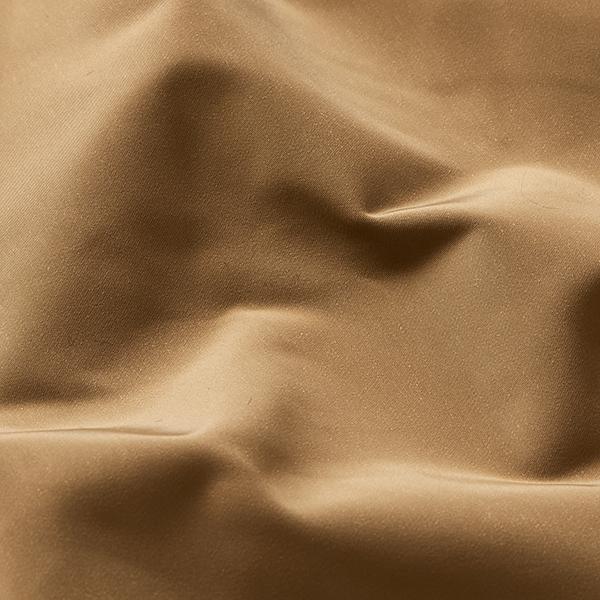 Regenjackenstoff uni – karamell