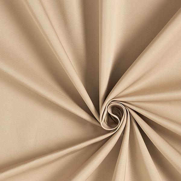 Tissu pour veste coton revêtu – beige