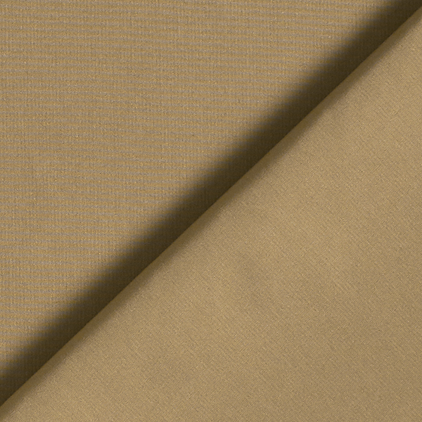 Microfibre taffetas uni – caramel
