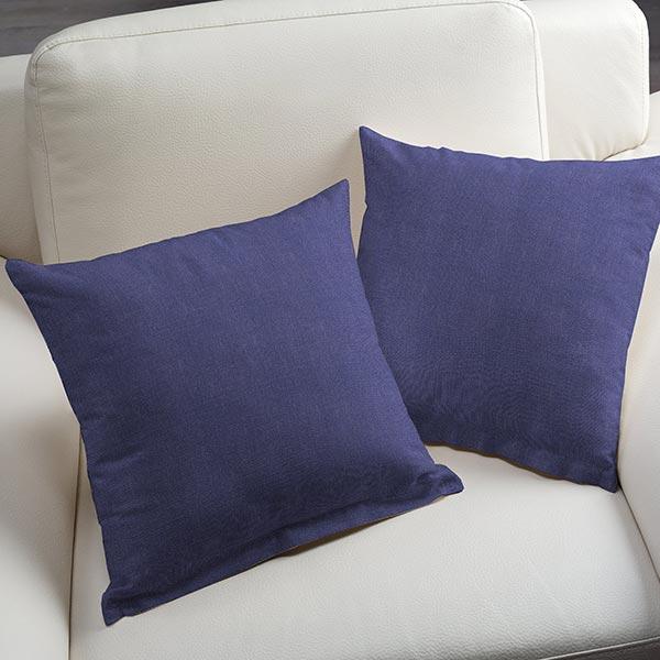 Tissu en lin – bleu marine