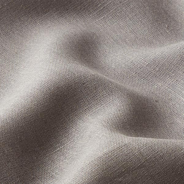 Tissu en lin – gris foncé