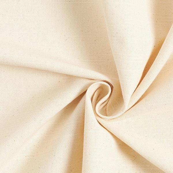 Tissu de décoration Coton – nature