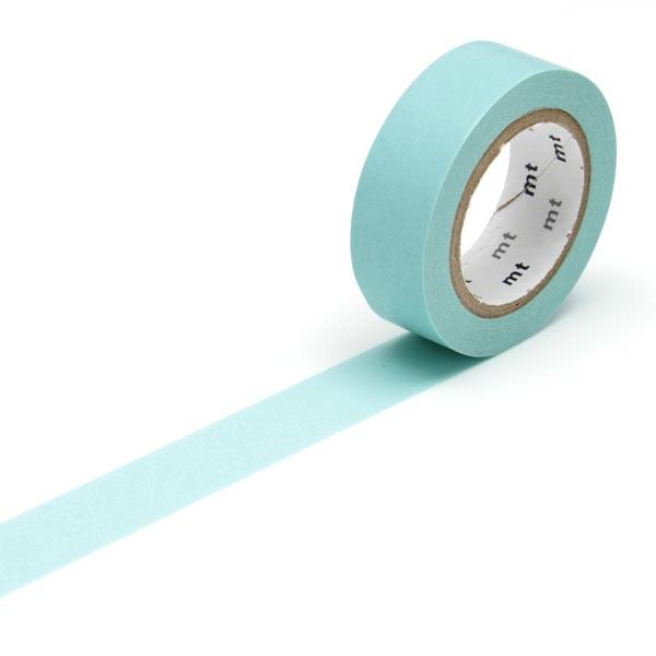 Masking Tape Uni – bleu bébé