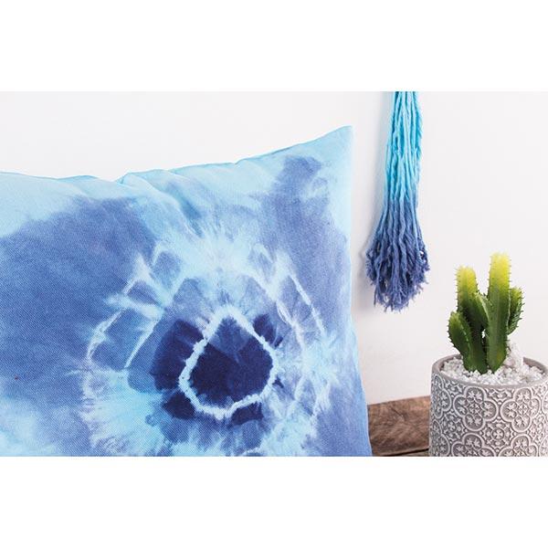 Teinture manuelle Batik | Rayher – bleu jean