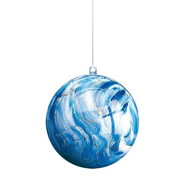 Boule en plastique [ 8 cm ] | Rayher