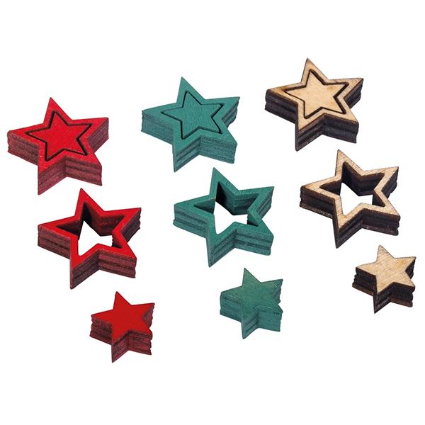 Bois Petits sujets Étoiles