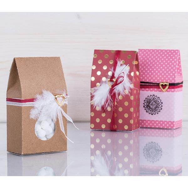 Pochoir papier Boite à cadeau Mini | Rayher