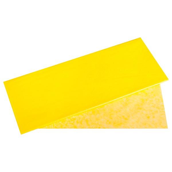 Papier de soie Set [ 5 Pièces] – jaune