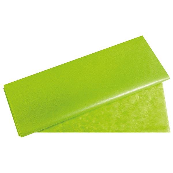 Papier de soie Set [ 5 Pièces] – vert tendre