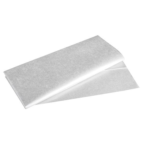 Papier de soie Métallisé Set [ 3 Pièces] – argent