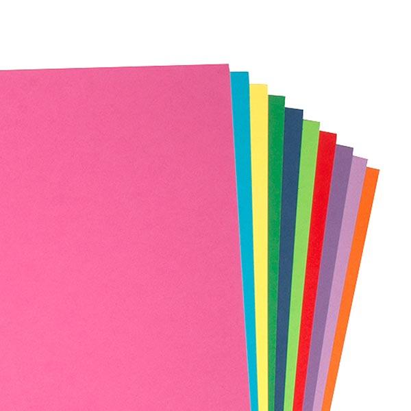 Bastelkarton DIN A4 Set [ 100 Blatt ]   Rayher