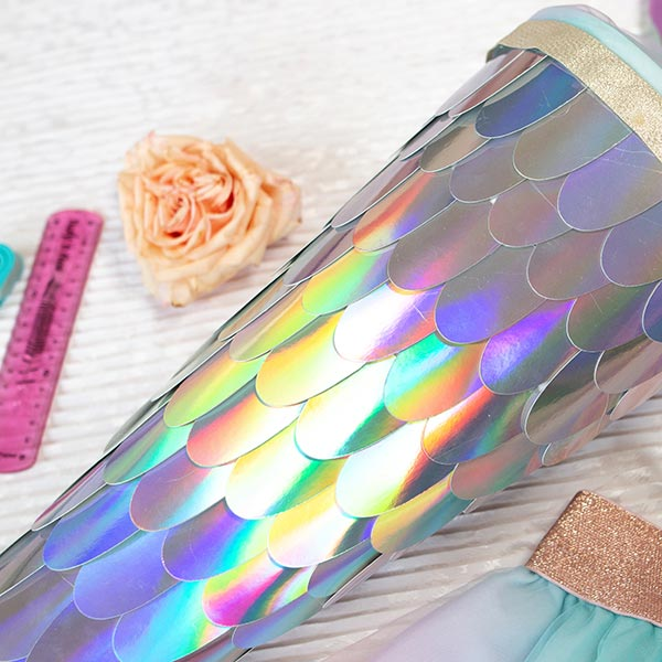 Effektpapier Hologramm [ 10 Stück ] | Rayher  – silber