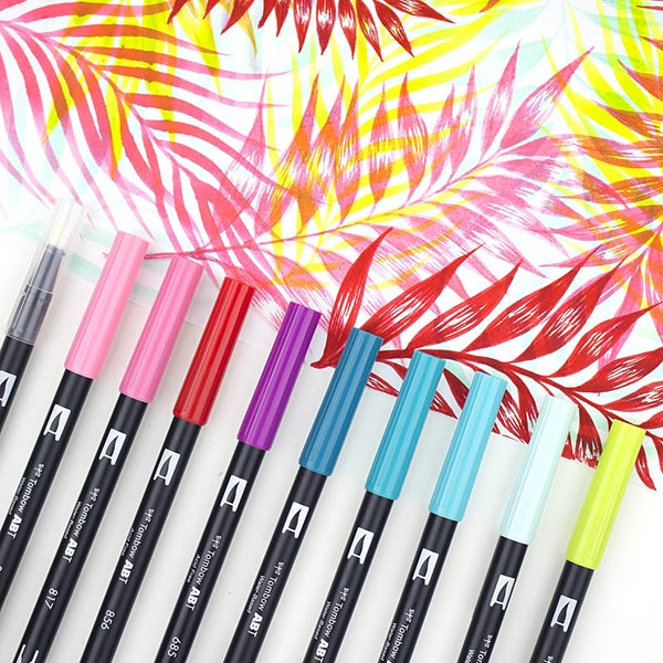 ABT Dual Brush Pen aquarelle N25 | Tombow