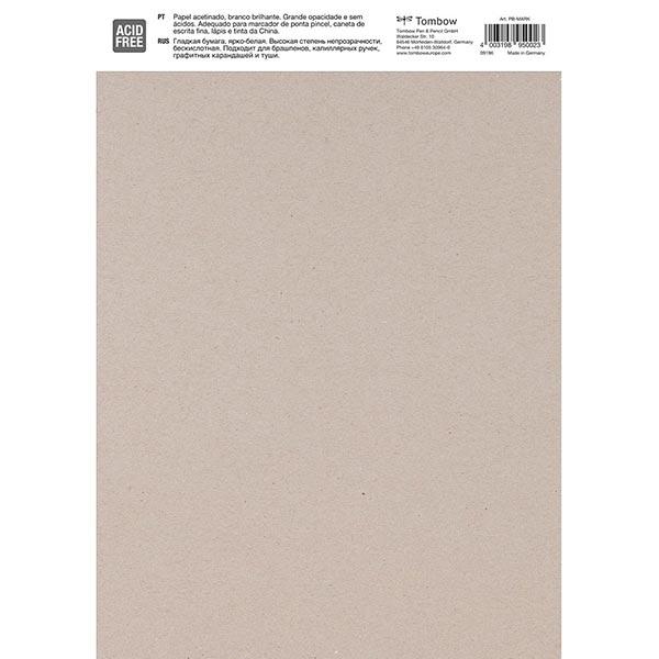 Bloc de dessin Bristol [DIN A4 | 250 g/m²] | Tombow