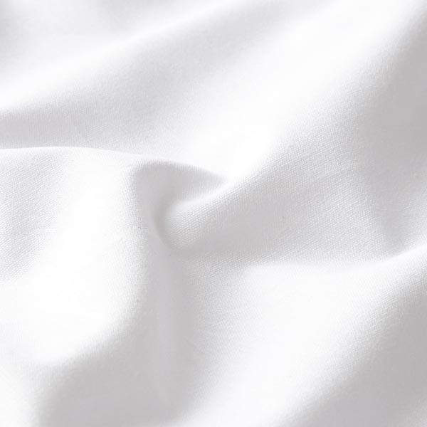 Tula Popeline coton GOTS – blanc