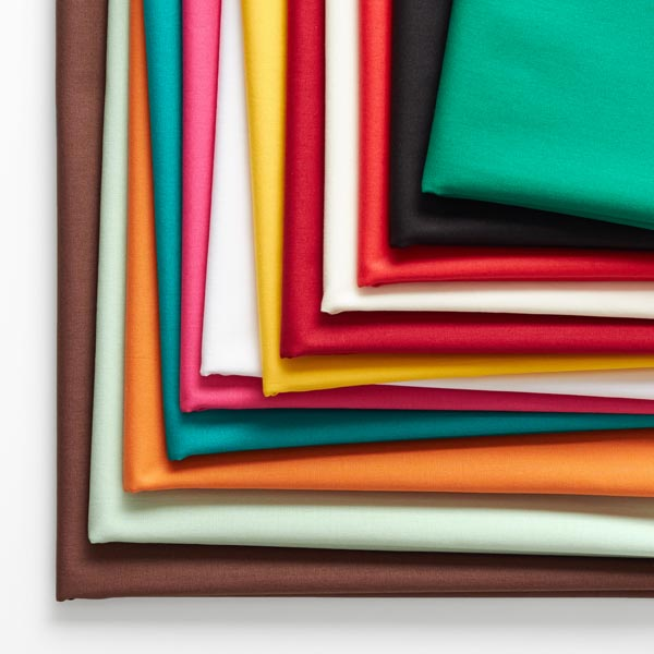 Tula Popeline coton GOTS – vert pastel