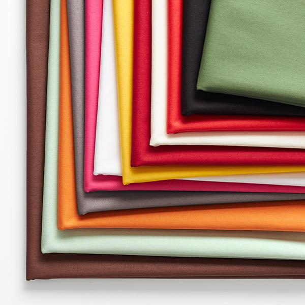 GOTS Popeline coton | Tula – gris