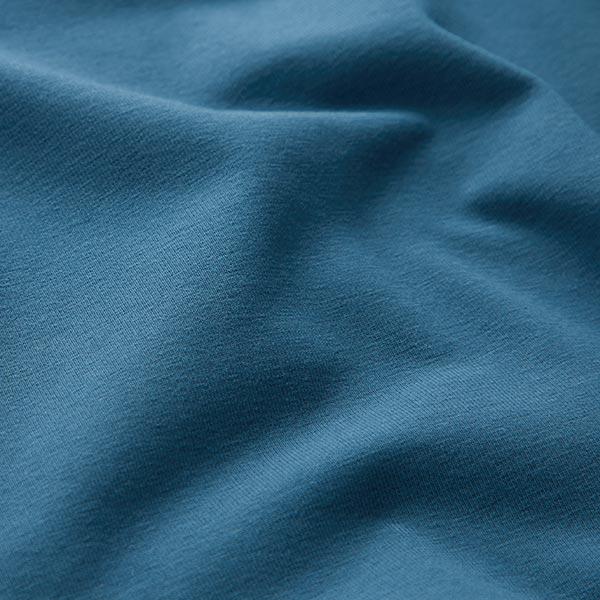 Tula Jersey coton GOTS – bleu jean
